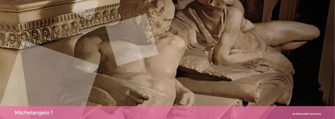 Sulle orme di Michelangelo 1