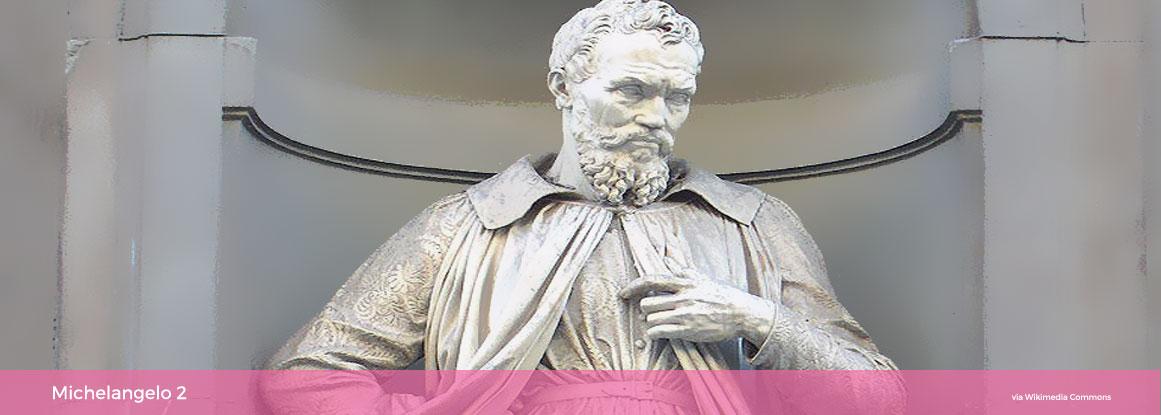 Sulle orme di Michelangelo 2