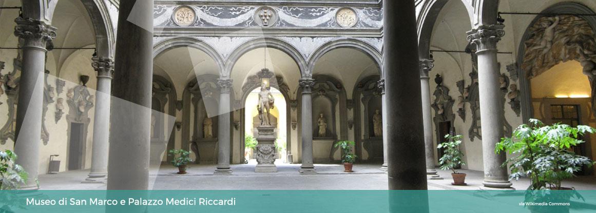 Museo di San Marco e Palazzo Medici-Riccardi