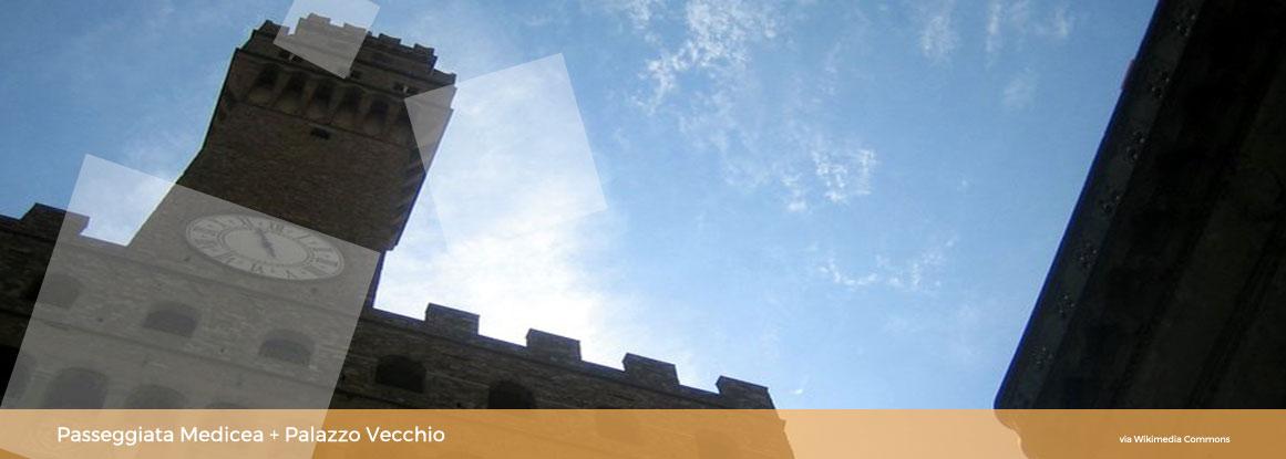 Passeggiata Medicea con museo: di Palazzo Vecchio