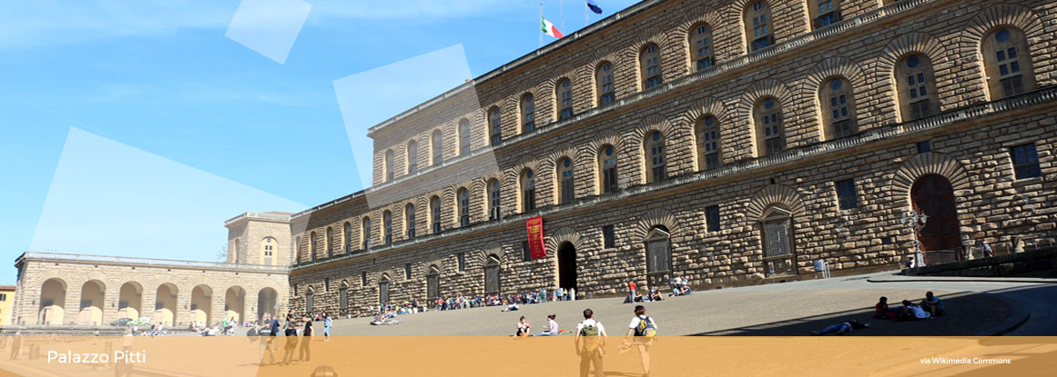 Palazzo Pitti la residenza dei Granduchi