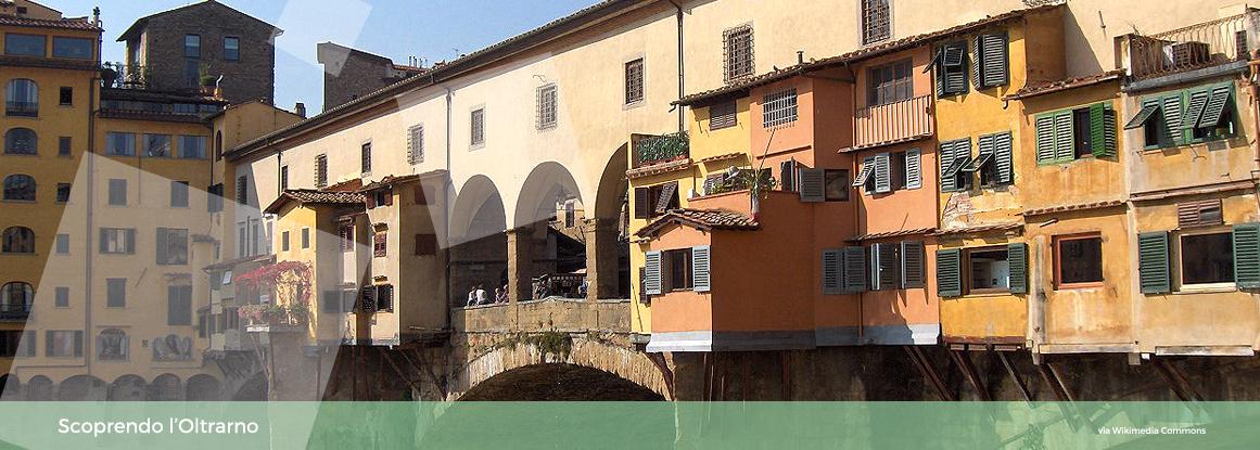 Visita guidata scoprendo l'Oltrarno - Firenze