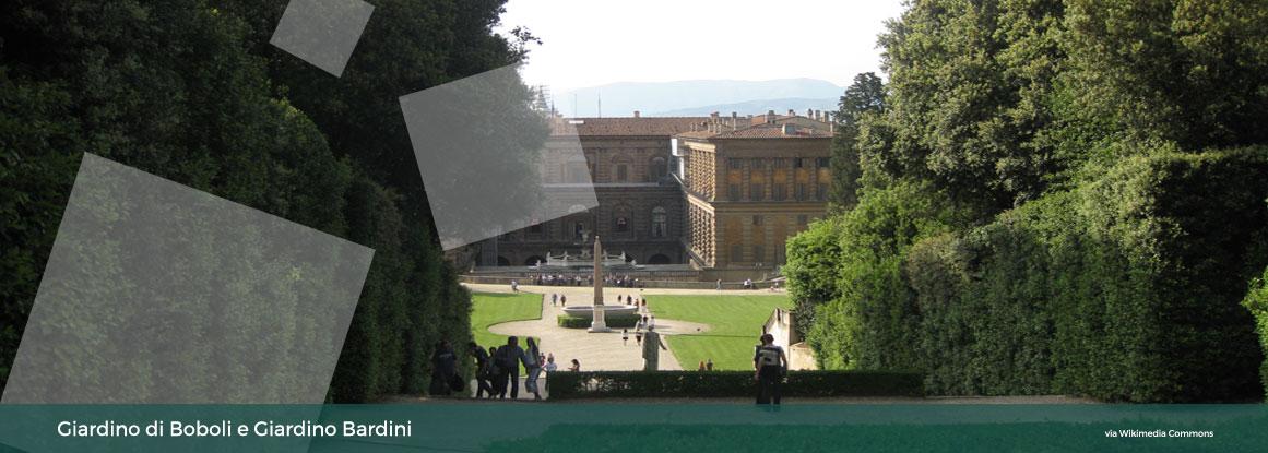 Giardini Boboli e Bardini