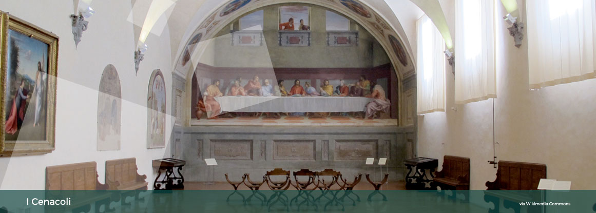 I Cenacoli - Visite con guida a Firenze