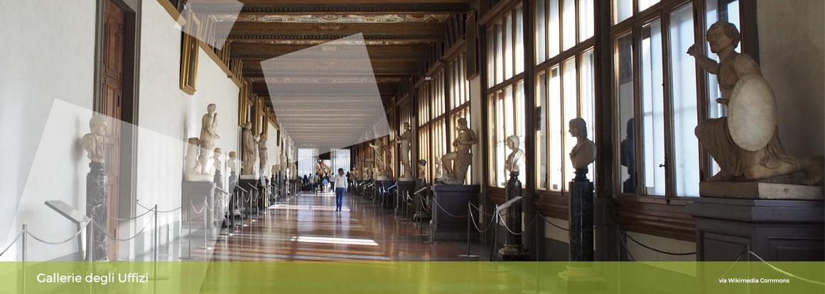Alla scoperta di Firenze e le Gallerie degli Uffizi